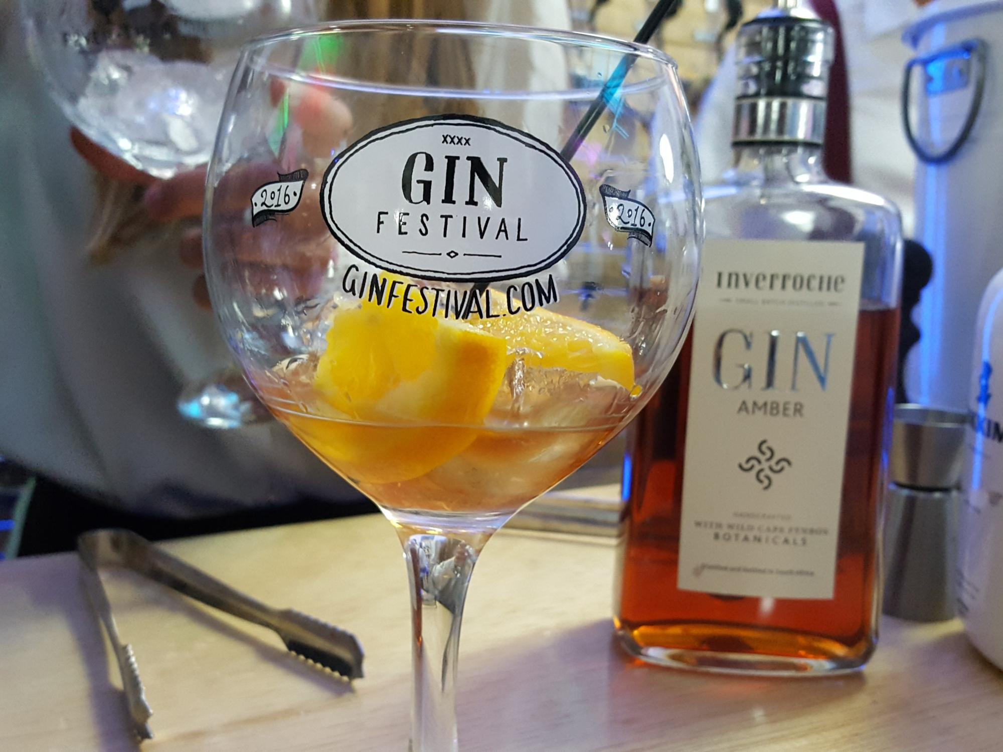 The Gin Festival Birmingham