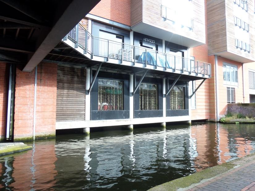 Canal view Iti