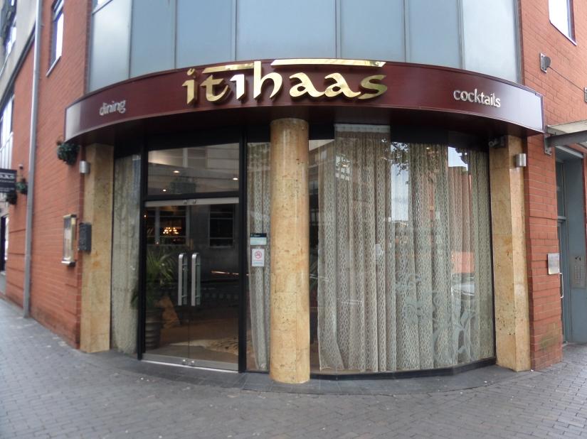 Itihaas Restaurant Birmingham