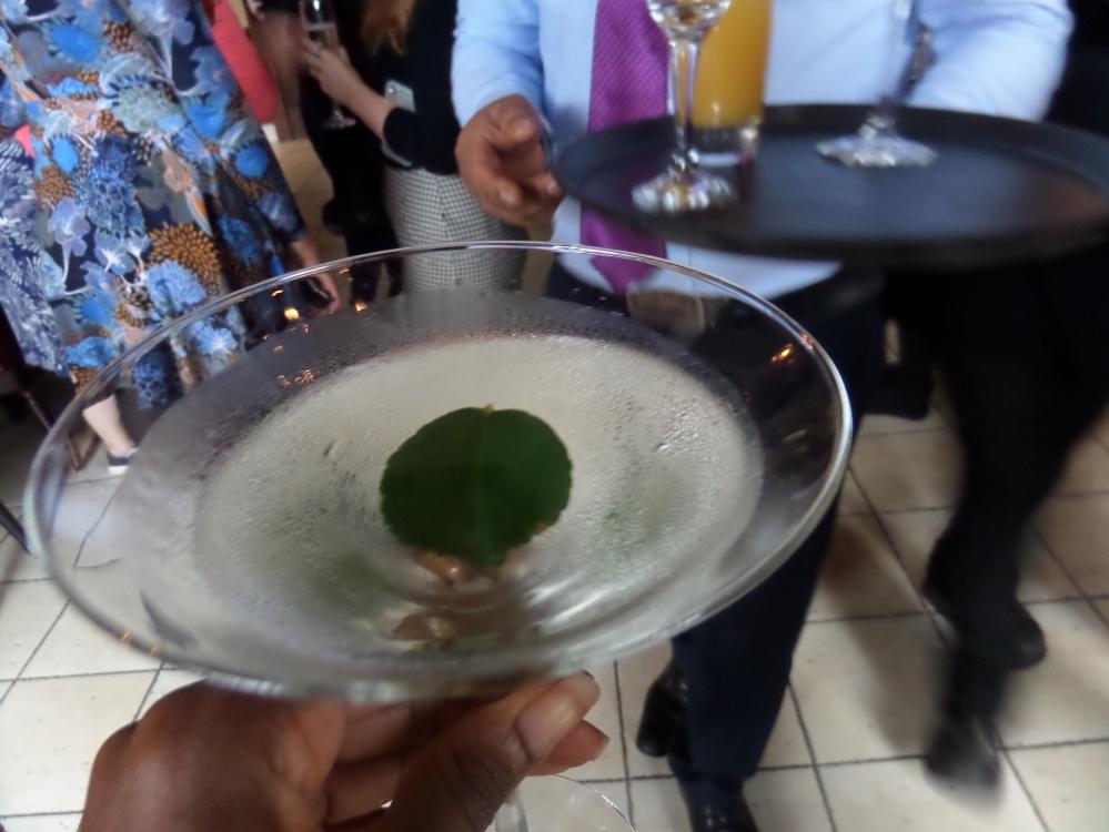Kaffir Lime Martini Itihaas