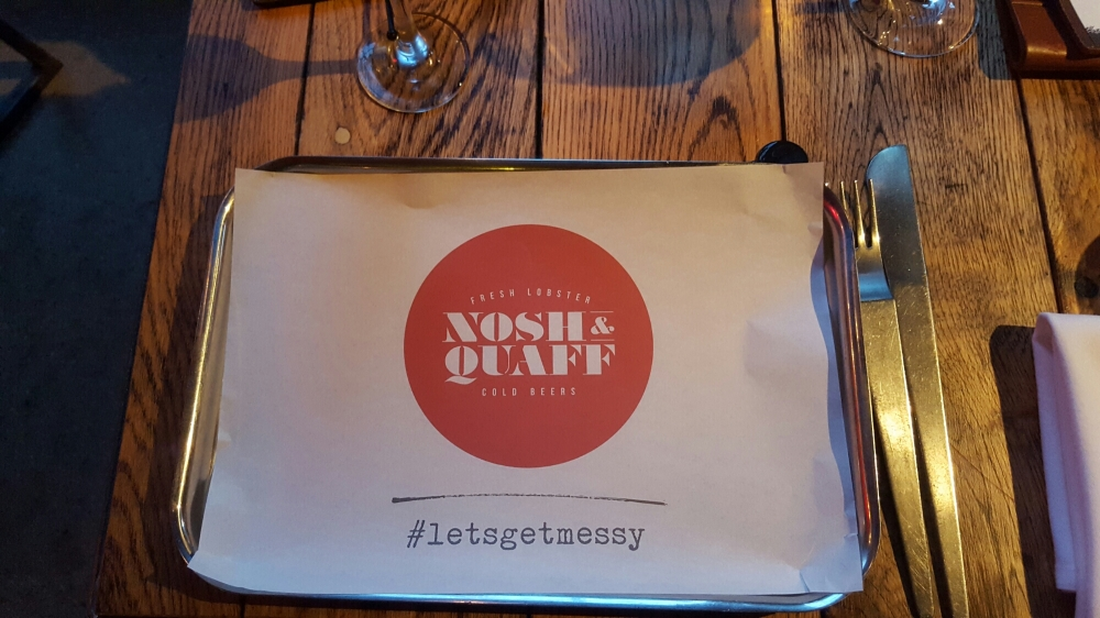 Nosh and Quaff Birmingham
