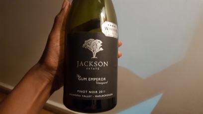 Jackson Estate Gum Emperor Pinot Noir 2011