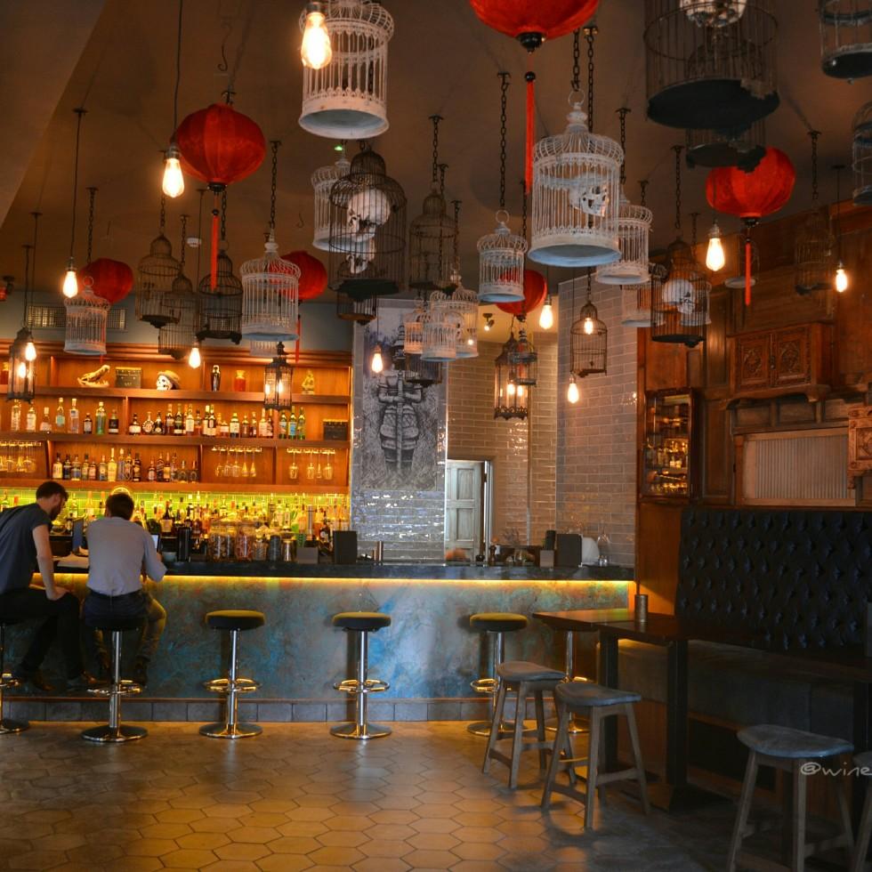 Siamais Bar Birmingham